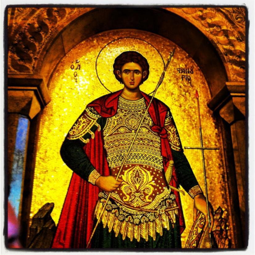 Το αληθινό όνομα του Αγίου Φανουρίου, η αμαρτωλή μητέρα του και τα θαύματα ενός αγαπημένου Αγίου