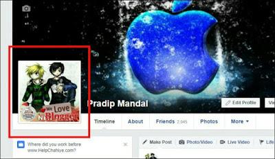Facebook Profile Photo Kaise Lagaye