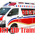 Get First Aid Training from Rescue 1122