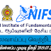 Vacancy In National Institute of Fundamental Studies