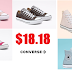 Chuck Taylor All Star Seasonal Color Low Tops $18.18, High Tops $20.98 + Free Shipping and Free Shipping Back on Returns