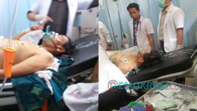 Wiranto Ditusuk, Bamsoet: Jangan Didramatisir