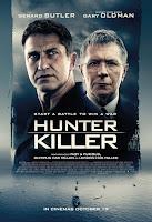 poster hunter killer