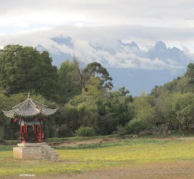Jade Dragon Snow Mountain, China