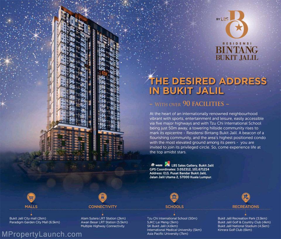 Residence Bintang Bukit Jalil Condominium Kuala Lumpur