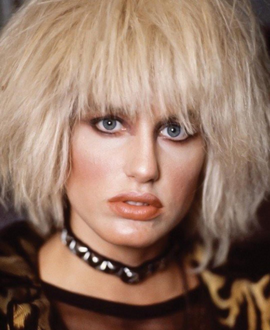daryl hannah as pris in blade runner 1982