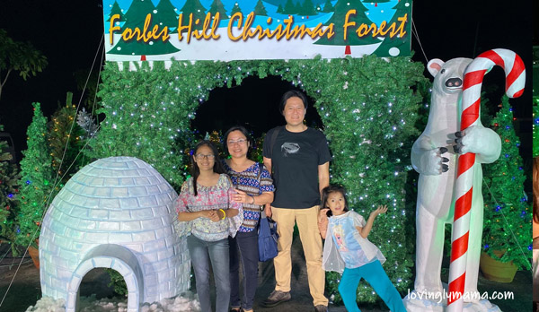 Christmas, Bacolod City, Christmas tree, Christmas tree lighting, Christmas tree village, Forbes Hill Christmas tree village, Forbes Hill Christmas tree park, Christmas Tree Park, Bacolod real estate, Megaworld Corporation, Philippines, happiness, family, family bonding, making memories, children, play area, Christmas play area - Shane - Shanenanigans - parenting - discipline