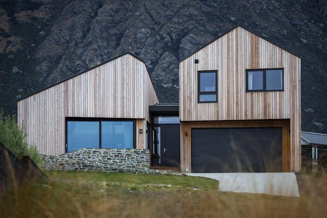แบบบ้านที่ได้รับรางวัลด้านการออกแบบ