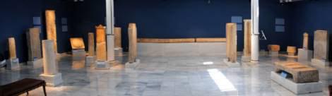 Εγκαινιάζεται η επανέκθεση των αιθουσών του Επιγραφικού Μουσείου.