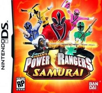 Rom Power Rangers Samurai NDS