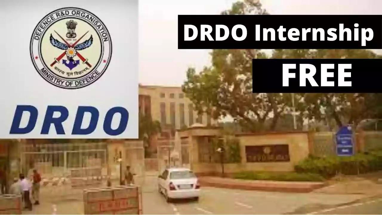 DRDO Summer Internship