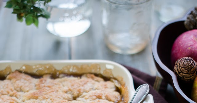Apple Cobbler Cake Recipe