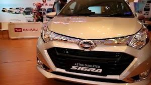 Daihatsu Sigra Mobil Tipe MVP Keluaran Terbaru