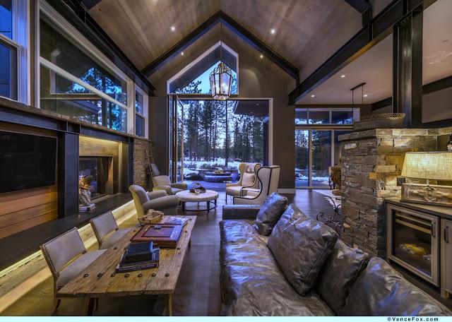 DIY Barnwood Ceiling with Weatherwood