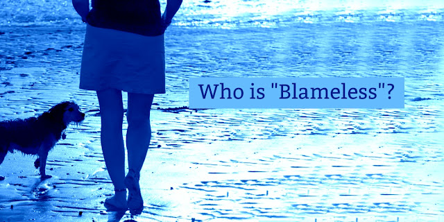 "Psalm 15: Who is ""Blameless"""