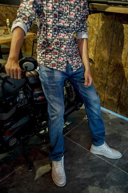Mốt quần jean nam rách 2019 nào được giới trẻ ưa thích