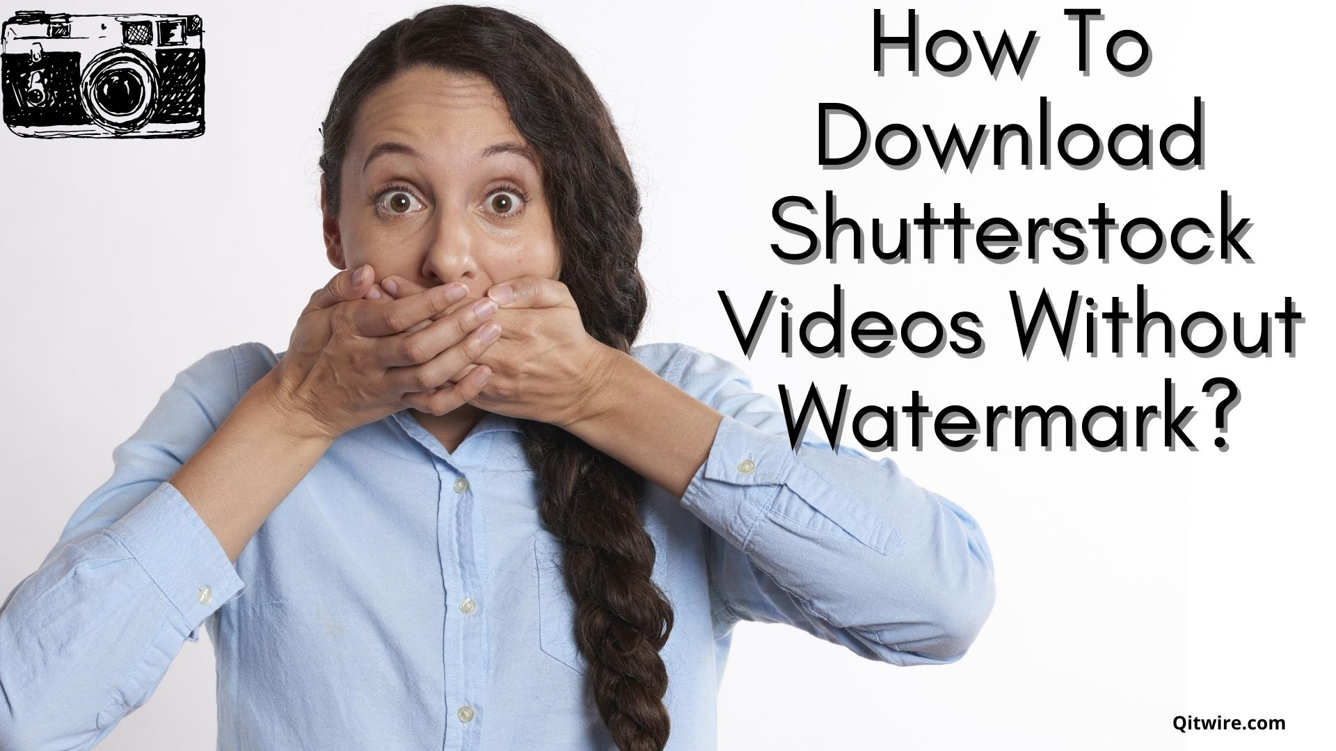 How to Download Shutterstock Videos without Watermark for free