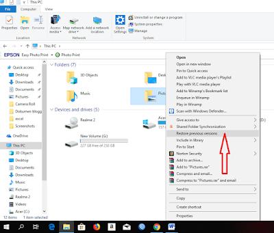 4 Cara Mudah Mengembalikan Data Atau File Yang Terhapus Di Komputer (Auto Work), mengembalikan data yang hilang, cara mengembalikan data yang hilang pada komputer, bagaimana cara mengembalikan file yang hilang pada komputer