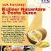 Kuliner Nusantara & PESTA DUREN Di Grand ITC Permata Hijau
