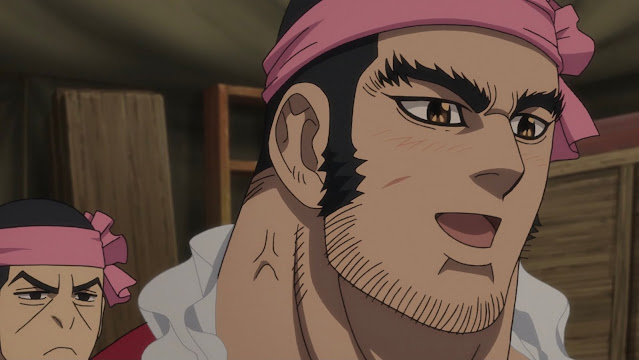 Golden Kamuy Season 3 Episode 4 Subtitle Indonesia