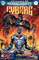 DC Renascimento: Cyborg #3