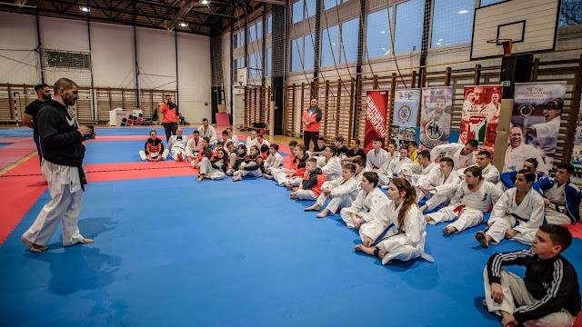 Karate szemináriumot tartottak Bátaszéken