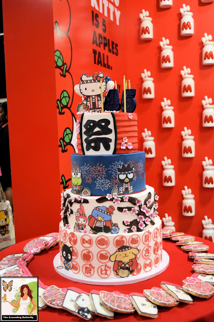 Cost Plus World Market Hello Kitty Pop Up Shop, Hello Kitty Birthday Cake, #WorldMarketxHelloKitty