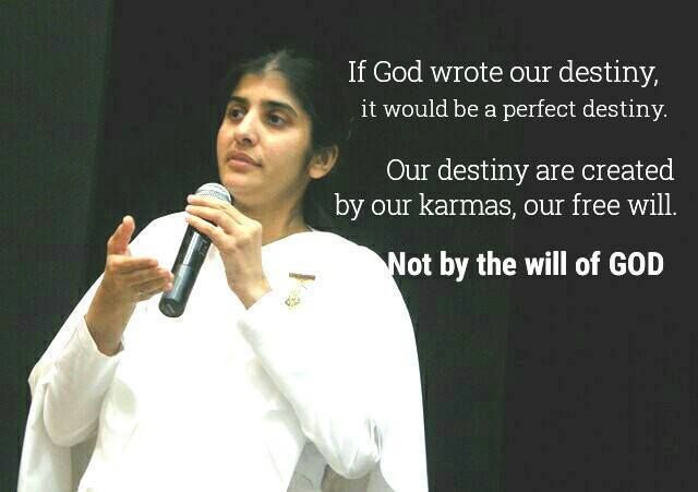 Karma Quotes by BK Shivani