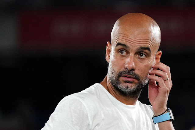 EPL: Guardiola reveals what'll happen to Man United after Maguire joined Solskjaer's men