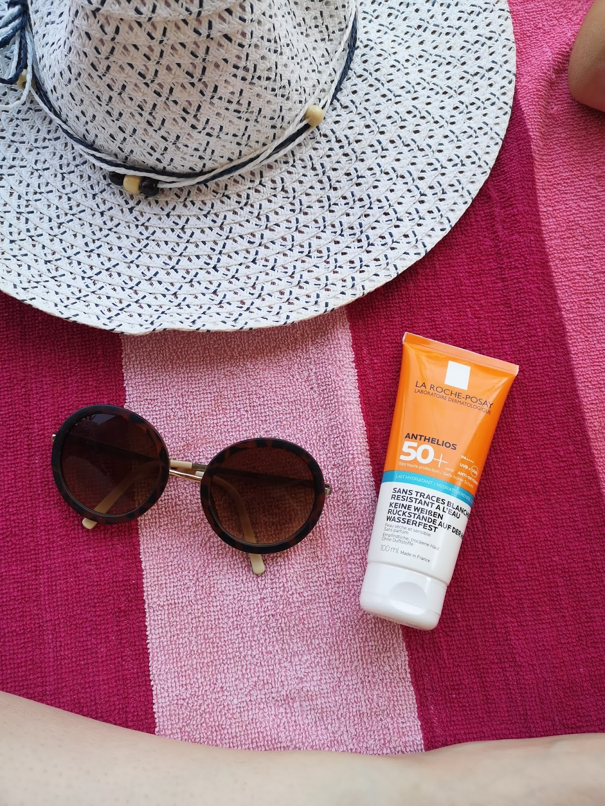 La Roche-Posay Anthelios Comforting Sunscreen 50+ XL