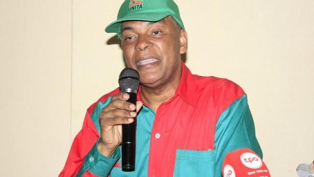 Líder da UNITA descredibiliza novo presidente da CNE