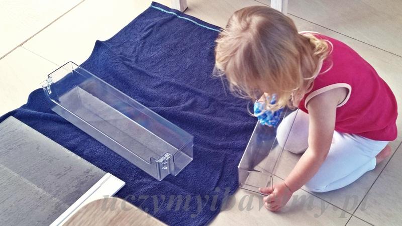 Montessori - sprzątanie