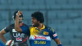 Sri Lanka vs UAE 2nd Match Asia Cup T20 2016 Highlights