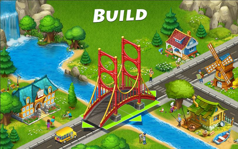 download Township MOD APK 7.2.0 [Unlimited Money] Terbaru 2020 3