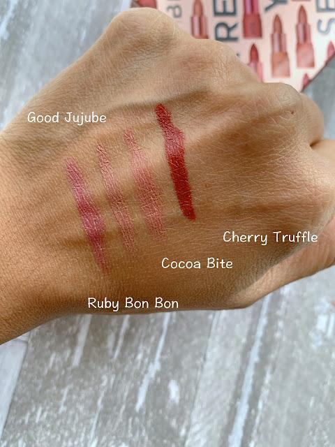 Bite Beauty Amuse Bouche Supercharged Lipstick Set