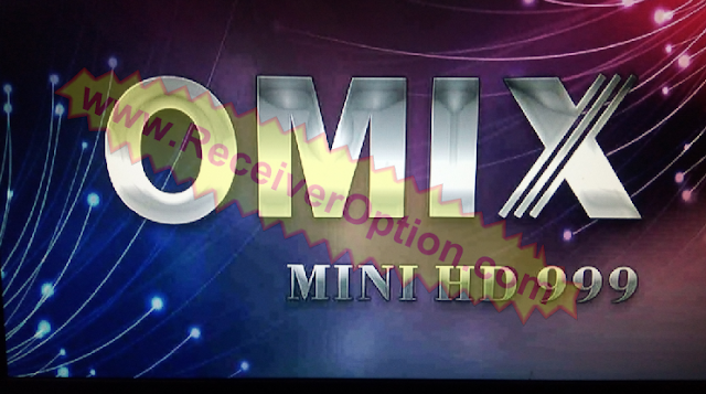 OMIX MINI HD 999 RECEIVER NEW SOFTWARE WITH ECAST & YOUTUBE OK
