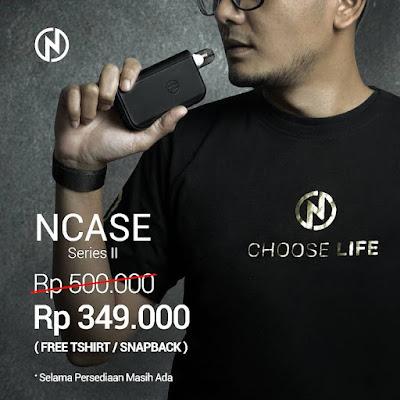 ncase dari ncig 2