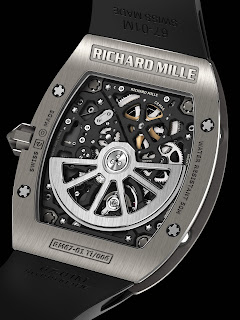 Calibre CRMA6 Richard Mille