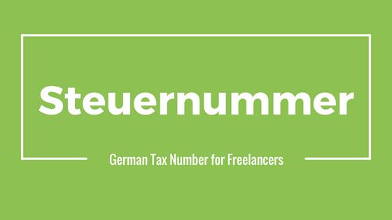 Steuernummer