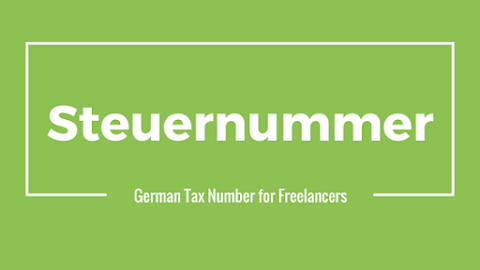 How to get a Freelance Tax Number in Germany