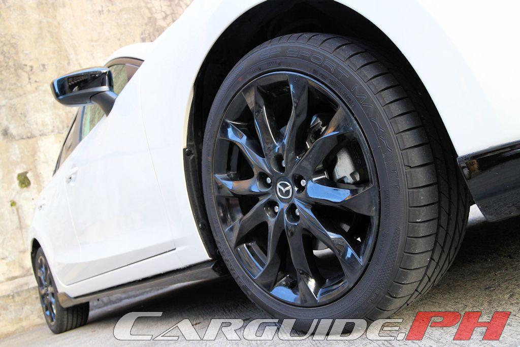 Review: 2015 Mazda3 Sd | Philippine Car News, Car Reviews ...