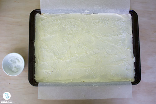No-Bake Lemon Slice - Easy Baking Ideas from Eliza Ellis