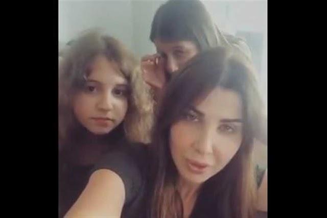 نانسي عجرم تحقق ملايين المشاهدات بفيديو تيك توك...شاهد