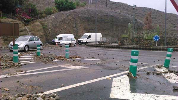 Alerta máxima por viento en Gran Canaria, Tenerife, La Palma, La Gomera y El Hierro, miércoles 28 febrero