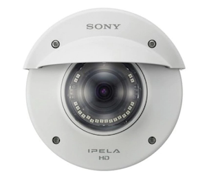 Sony SNC-EM602RC Outdoor IR Mini Dome IP Camera