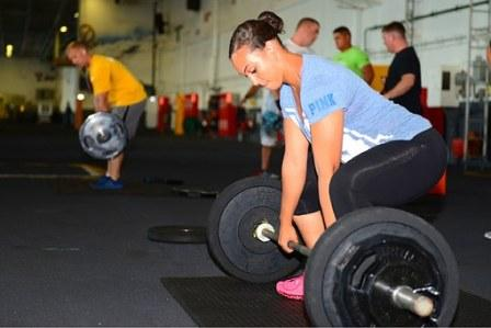 Deadlift: Strengthens All The Main Muscles Group Of The Body