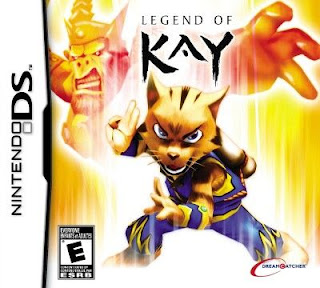 Legend of Kay, nds, español