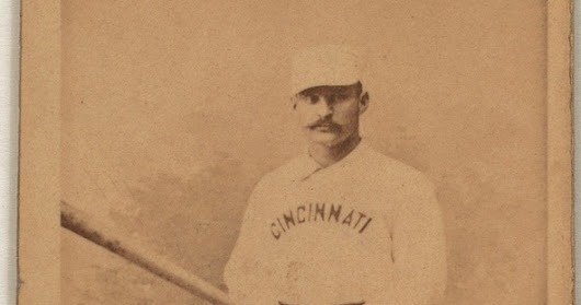 Alternative Universe Reds Hall of Fame: Intro & 1912-1920