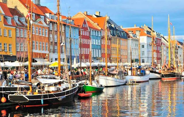 Copenague, ciudades europeas donde viajar
