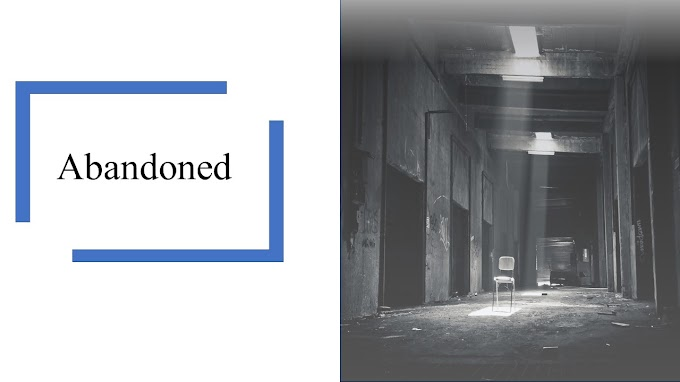 "English word of the Day ""Abandoned """